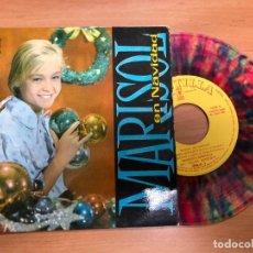 Discos de vinilo: EP MARISOL EN NAVIDAD EDITADO POR MONTILLA ZAFIRO 1960. Lote 155100422