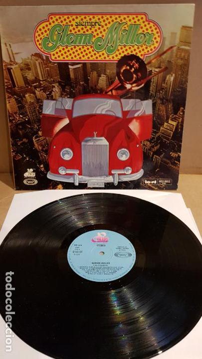 SIEMPRE GLENN MILLER / LP - CENTURY RECORDS / DISCOLIBRO - 1974 / MBC. ***/*** (Música - Discos - LP Vinilo - Orquestas)