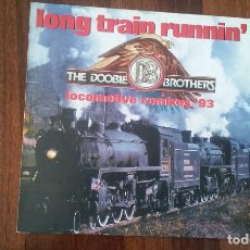 Discos de vinilo: THE DOOBIE BROTHERS-LONG TRAIN RUNNING.MAXI. Lote 155110690