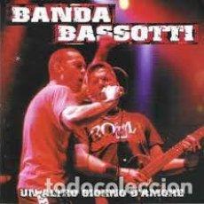 Discos de vinilo: BANDA BASSOTTI UN ALTRO GIORNO D'AMORE DOBLE LP COMBAT ROCK OI! SKA PUNK ROCK HARDCORE. Lote 156028160