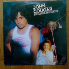 Discos de vinilo: JOHN COUGAR - NOTHIN' MATTERS AND WHAT IF IT DID, . Lote 155129806