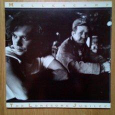 Discos de vinilo: JOHN COUGAR MELLENCAMP - THE LONESOME JUBILEE, MERCURY, 1987. HOLLANDE.. Lote 155130470