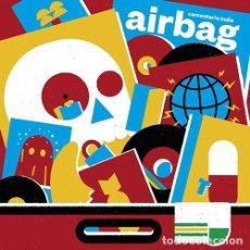 Discos de vinilo: LP AIRBAG CEMENTERIO INDIE VINILO PUNK POP. Lote 165435344