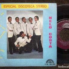 Discos de vinilo: NELO COSTA COMO SEA/SIEMPRE ASI/MEXICO DE NOCHE +1 EP 1971 BERTA PROMO. Lote 155144882