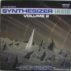 Discos de vinilo: ED STARINK – SYNTHESIZER GREATEST VOLUME 2, ARCADE – 02 4020 21. Lote 155147046