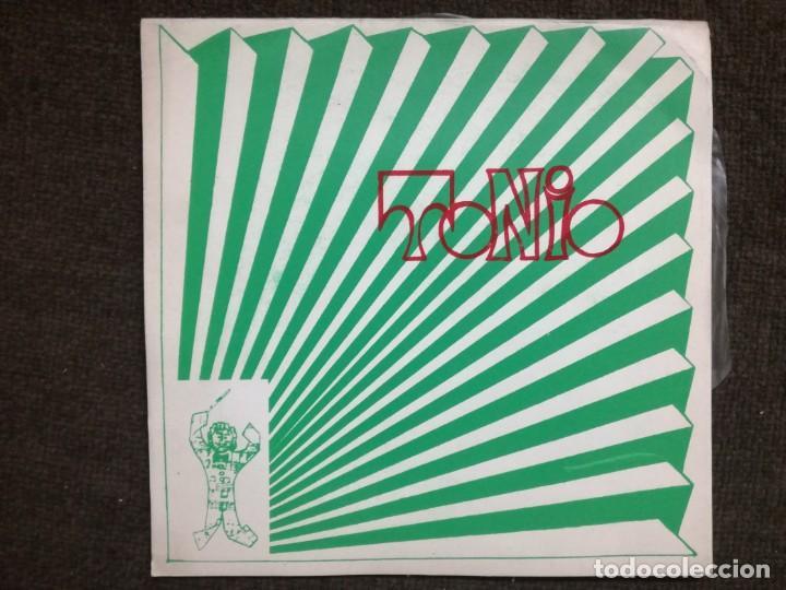 -TONIO- NELO COSTA. BARRERAS - CARIÑO - SUEÑO - ES EL VAIVEN - BERTA 1969 - MUY RARO (Música - Discos - Singles Vinilo - Grupos Españoles 50 y 60)