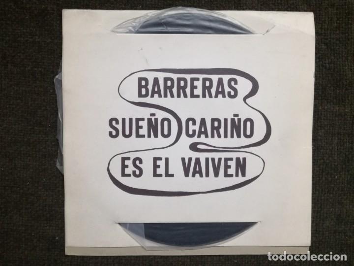 Discos de vinilo: -TONIO- NELO COSTA. BARRERAS - CARIÑO - SUEÑO - ES EL VAIVEN - BERTA 1969 - MUY RARO - Foto 3 - 155149542