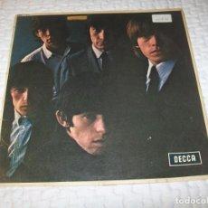 Discos de vinilo: THE ROLLING STONES - THE ROLLING STONES -(NO. 2) .LP 1ª EDICION U.K - LK 4661 - MONO - DECCA -1964. Lote 155157874