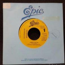Discos de vinilo: THE STRANGLERS - ALWAYS THE SUN - SINGLE - PROMOCIONAL - UNA SOLA CARA - ESPAÑA - 1990 - NO CORREOS. Lote 155160086