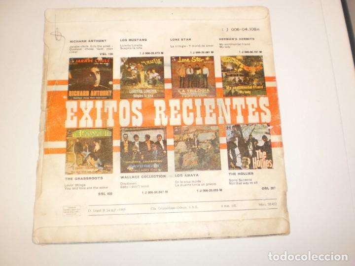 Discos de vinilo: single the beatles. the ballad of john and yoko. old brown shoe emi 1969 spain (probado y bien) - Foto 2 - 155205138