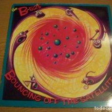 Discos de vinilo: LP THE B-52´S BOUNCING SATELLITES SPAIN 1987. Lote 155211954