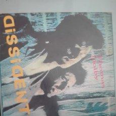Discos de vinilo: THOMAS DOLBY DISSIDENTS 1984 EMI #. Lote 155215718