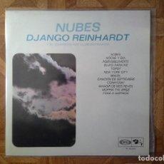 Discos de vinilo: DJANGO REINHARDT - NUBES - LP 1968 - CARPETA EX- VINILO EX-. Lote 155221370