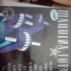 Discos de vinilo: MAQUINA TOTAL 2 #. Lote 155232594