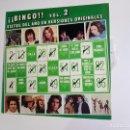 Discos de vinilo: BINGO VOL 2 EXITOS DEL AÑO EN VERSIONES ORIGINALES (VINILO). Lote 155234130