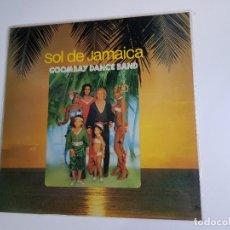 Discos de vinilo: GOOMBAY DANCE BAND - SOL DE JAMAICA (VINILO). Lote 155236478