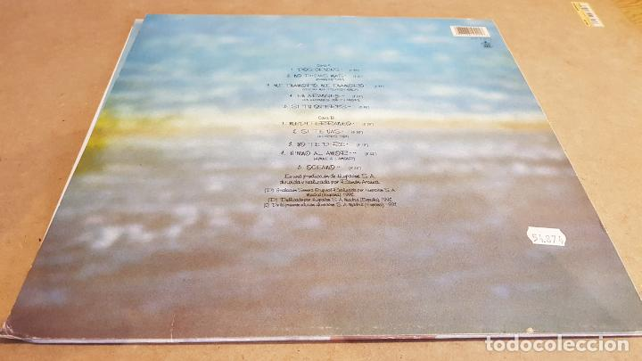 Discos de vinilo: PALOMA SAN BASILIO / PALOMA MEDITERRÁNEA / LP-HISPAVOX - 1992 / MBC ***/*** - Foto 2 - 155239058