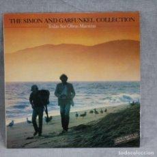 Discos de vinilo: LP SIMON AND GARFUNKEL- TODAS SUS OBRAS MAESTRAS. Lote 155239558