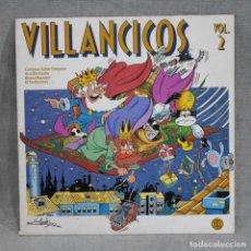 Discos de vinilo: LP VILLANCICOS CORAL DE VOCES BLANCAS, VOL.2 SELLO DOBLON. Lote 155239874