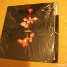 Discos de vinilo: LP DEPECHE MODE VIOLATOR SPAIN 1990. Lote 155244962