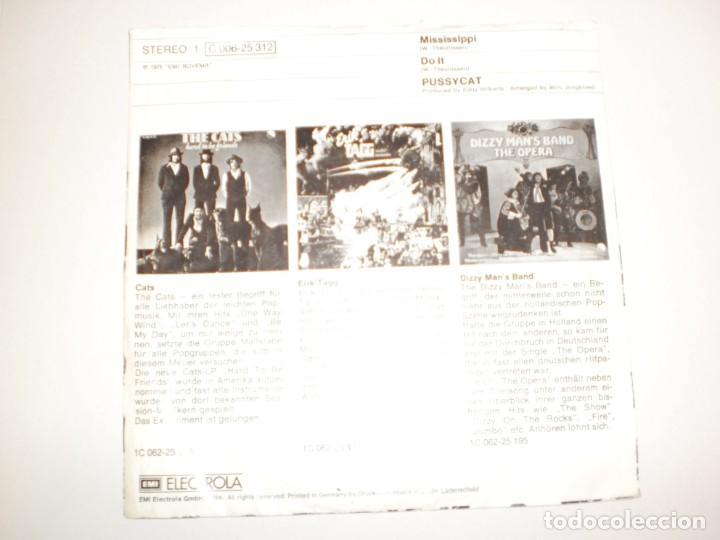 Discos de vinilo: single pussycat. mississipi. do it. emi 1975 germany (probado y bien, seminuevo) - Foto 2 - 155250650