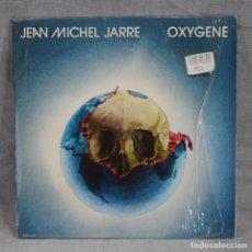 Discos de vinilo: MAXI SINGLE OXYGENE - JEAN MICHEL JARRE. Lote 155251694