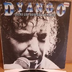 Discos de vinilo: DYANGO / ENTRE UNA ESPADA Y LA PARED / LP - EMI-ODEON - 1981 / MBC. ***/***. Lote 155259242