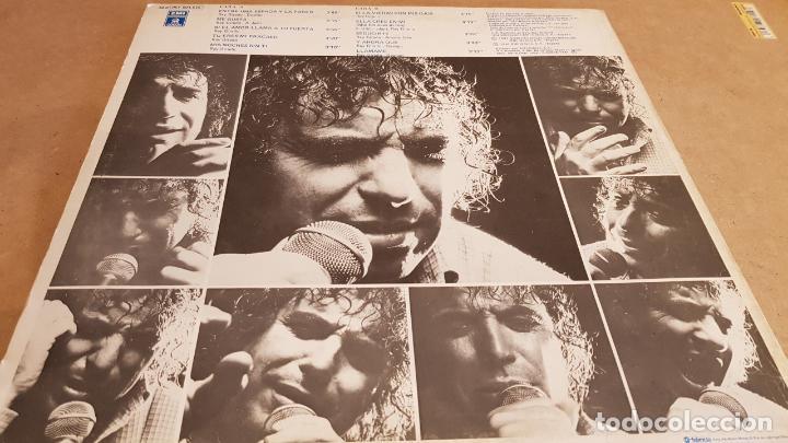 Discos de vinilo: DYANGO / ENTRE UNA ESPADA Y LA PARED / LP - EMI-ODEON - 1981 / MBC. ***/*** - Foto 2 - 155259242