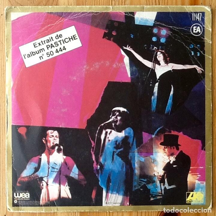 Discos de vinilo: THE MANHATTAN TRANSFER : JE VOULAIS [FRA 1978] 7 - Foto 2 - 155261274