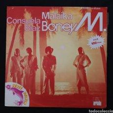 Discos de vinilo: BONIY M. MALAIKA. Lote 155262265