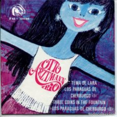 Discos de vinilo: OTTO ARZTMAN TRIO / TEMA DE LARA + 3 (EP FIDIAS 1967). Lote 155277882