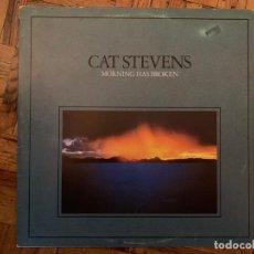 Discos de vinilo: CAT STEVENS ?– MORNING HAS BROKEN SELLO: ISLAND RECORDS ?– I-204 320 FORMATO: VINYL, LP . Lote 155282982