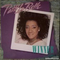 Discos de vinilo: PATTI LABELLE. WINNER IN YOU. LP VINILO MCA RECORDS USA 1986 (SOUL R&B ). Lote 155292766
