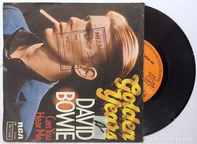 DAVID BOWIE - GOLDEN YEARS (SINGLE) (Música - Discos - Singles Vinilo - Otros estilos)