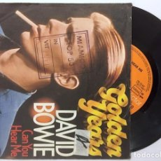 Discos de vinilo: DAVID BOWIE - GOLDEN YEARS (SINGLE). Lote 155302666