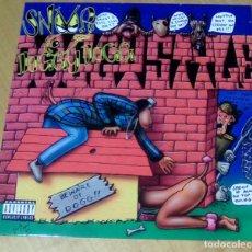 Discos de vinilo: SNOOP DOGGY DOGG - DOGGYSTYLE (LP REEDICIÓN) NUEVO. Lote 180463305