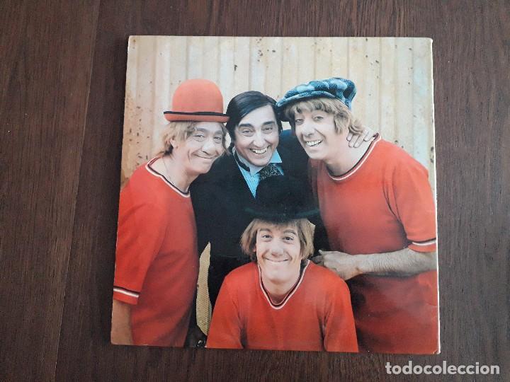 Discos de vinilo: disco vinilo LP había una vez un circo, los payasos de la tele. S-26.206 año 1973 - Foto 2 - 155312546
