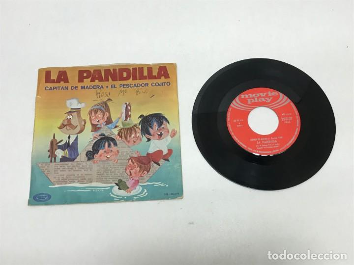 SINGLE LA PANDILLA 1970 (Música - Discos - Singles Vinilo - Música Infantil)