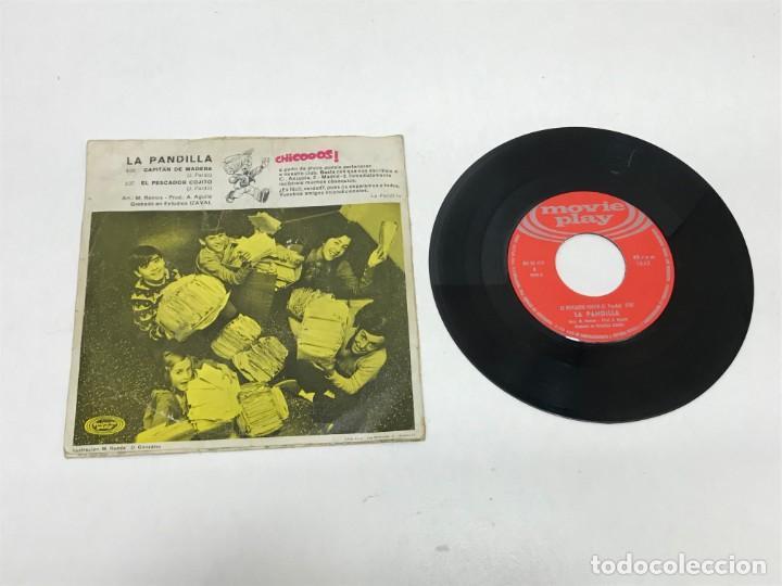 Discos de vinilo: SINGLE LA PANDILLA 1970 - Foto 2 - 155317938