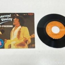 Discos de vinilo: SINGLE LAURENT VOULZY 1978. Lote 155318238