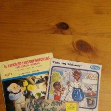 Discos de vinilo: DISCOS INFANTILES. 3 UNIDADES. Lote 155318766