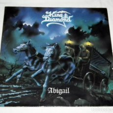 Discos de vinilo: LP KING DIAMOND - ABIGAIL. Lote 155334334