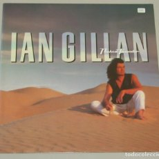 Discos de vinilo: IAN GILLAN-LP NAKED THUNDER-GERMANY 1990-ENCARTE LETRAS. Lote 155360806