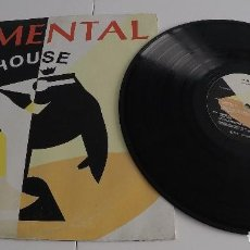Discos de vinilo: THE KING OF HOUSE - SEMENTAL. Lote 155363858
