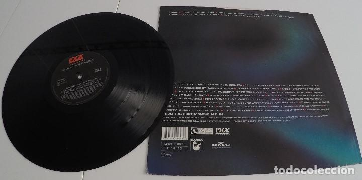 Discos de vinilo: M.C.Sar & The Real McCoy - Run Away - Foto 2 - 163462149