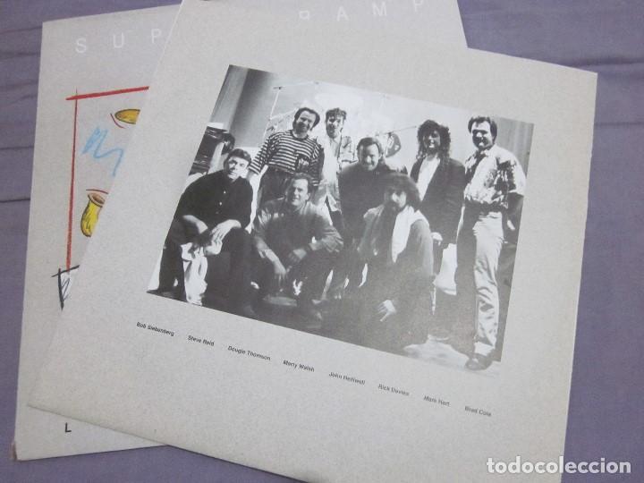 Discos de vinilo: SUPERTRAMP - LIVE 88 - LP - EDICION ESPAÑOLA DEL AÑO 1988 - VER FOTOS. - Foto 3 - 155366822