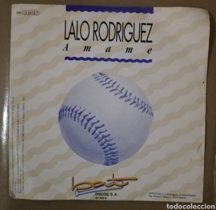 LALO RODRÍGUEZ - ÁMAME (Música - Discos - Singles Vinilo - Grupos y Solistas de latinoamérica)