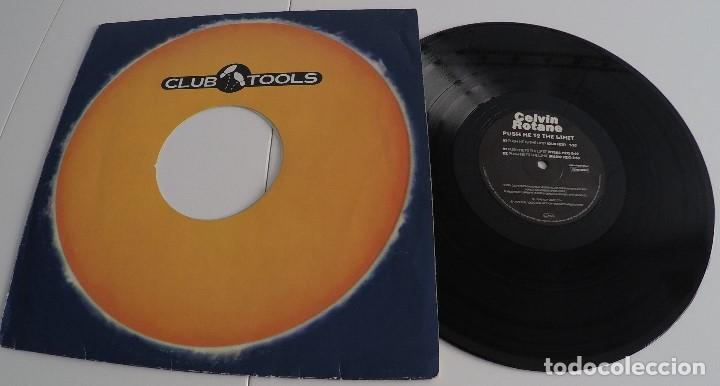 CELVIN ROTANE - PUSH ME TO THE LIMIT (Música - Discos - Singles Vinilo - Techno, Trance y House)