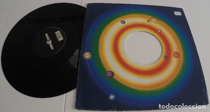 Discos de vinilo: Celvin Rotane - Push Me To The Limit - Foto 2 - 155370890
