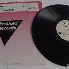 Discos de vinilo: MR. ZINO - SHOWTIME. Lote 155371110